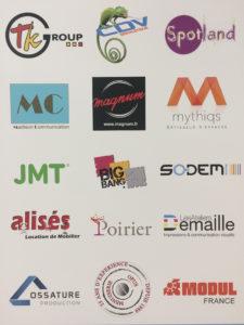 Partenaires du stand Prestalians sur le salon Heavent Paris